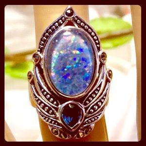 Jewelry - 🔹SALE🔹FIRM Opal Ring
